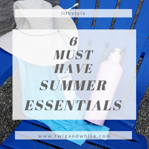 six must have summer essentials